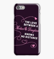 Mother and Daughter - Mother's day iPhone Case/Skin