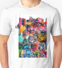 Cool Graffiti Collage 3 Unisex T-Shirt