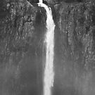 Wallaman - Top of the drop by Sara Lamond