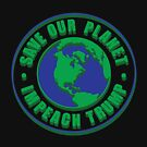 Save Our Planet 3D by EthosWear