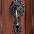 Decorative Door Handle by Ethna Gillespie
