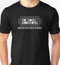 Would you like to solve the puzzle T-Shirt