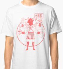 Minotaur Of Mars ( Tuff Guy No.4 ) Classic T-Shirt