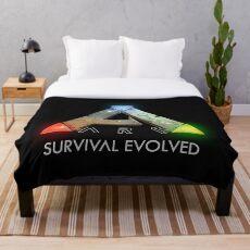 Manta la supervivencia del arca evolucionó