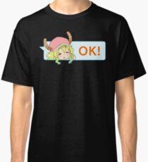 OK! Lucoa - Dragon Maid Kobayashi Classic T-Shirt