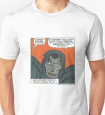 MF Doom - Metal Fingerz T-Shirt