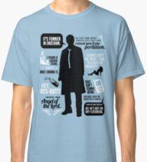 Castiel Quotes Classic T-Shirt