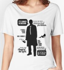Castiel Quotes Women's Relaxed Fit T-Shirt
