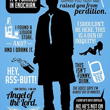 Castiel Quotes by aviaa