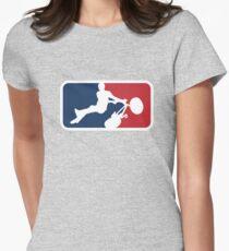 BMX Women's Fitted T-Shirt