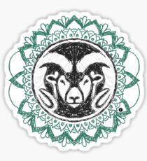 CSU Rams Sticker