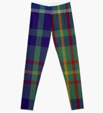 O'Sullivan Clan/Family Tartan  Leggings