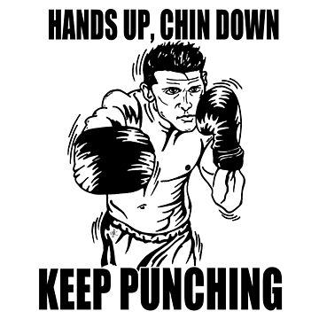 Keep Punching (Boxing) by 319media
