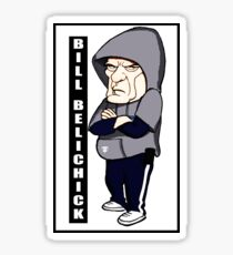 bill belichick Sticker