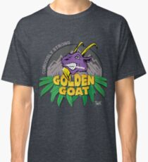 The Golden Goat - Curiously Strong Classic T-Shirt
