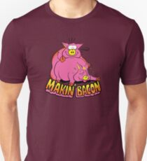 Makin' Bacon Unisex T-Shirt