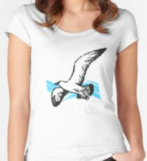 Summer Sea Women's Fitted Scoop T-Shirt