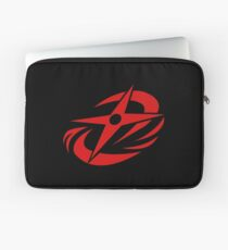 Ninja Steel - Red Laptop Sleeve