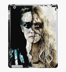 fight like heda iPad Case/Skin