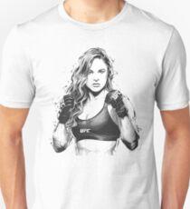 Rousey V T-Shirt