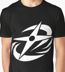 Ninja Steel - White Graphic T-Shirt