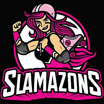 The Slamazons by MCRollerGirls