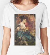 Hans Makart - The Japanese 1870 Women's Relaxed Fit T-Shirt