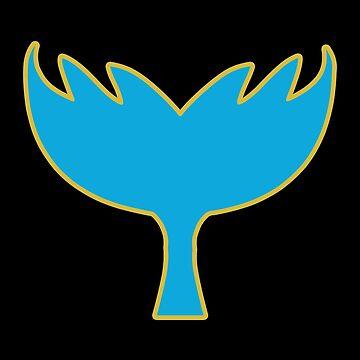 Blue Splash - Mystic Force by Grinalass