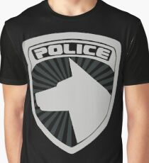 S.P.D Badge Graphic T-Shirt