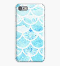 Marble mermaid iPhone Case/Skin