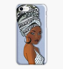 SYMMETRY by Africanizeme iPhone Case/Skin