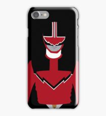 Time Force - Quantum Ranger iPhone Case/Skin
