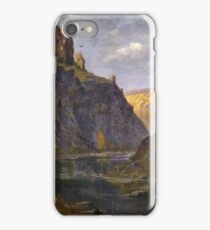 Gustave Dore - Castle On The Rhone iPhone Case/Skin