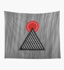 Dream Walker Pyramid Wall Tapestry