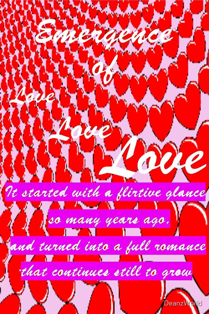 Emergence of Love by Dean Warwick