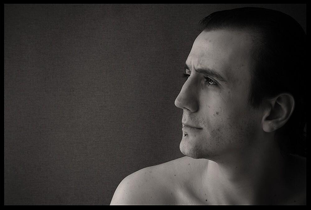 Side Face by Dan Cretu