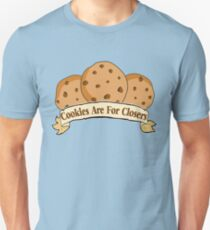 Cookies are for Closers! Unisex T-Shirt