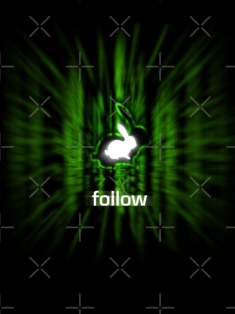 Follow the White Rabbit  by BlueShift