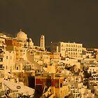 Santorini by Lanii  Douglas