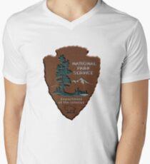 ALT National Park Service Men's V-Neck T-Shirt