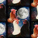 3 Chicken Moon by RubyFox