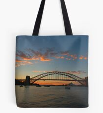 Wisps Of Day- Sydney Harbour, Sydney Australia Tote Bag