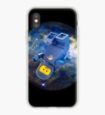 1980-Something Nebula iPhone Case