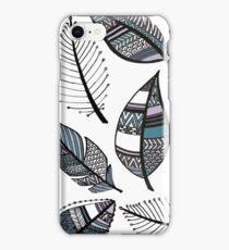Tribal Leaf iPhone Case/Skin