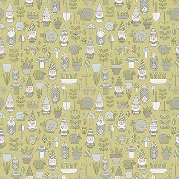Garden Gnomes by kostolom3000