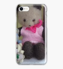 Cheerful family iPhone Case/Skin