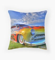 Sunburst Dreamz Throw Pillow