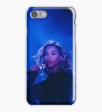 blue bey iPhone Case/Skin