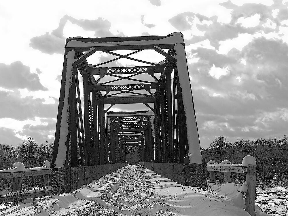 The Snow Bridge by Gene Cyr