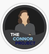The Connor Project - DEH Sticker